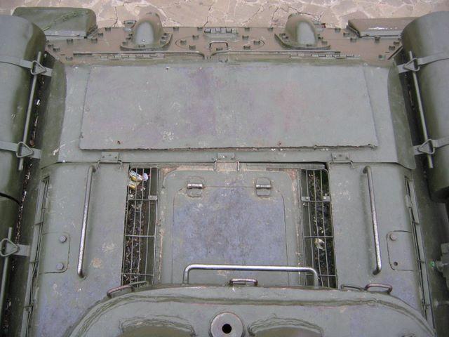 Крыша МТО