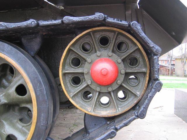 Направляющее колесо