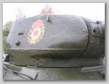 Башня танка, вид спереди-справа