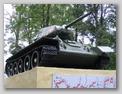 Вид на танк, справа-спереди