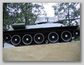 Правый борт танка