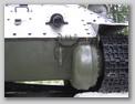 Фрагмент задней части танка