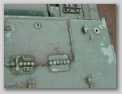 Вид на заднюю-левую часть крыши рубки