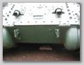 Задняя часть корпуса танка