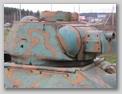 Башня танка, вид справа-спереди